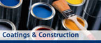 coatings and construction